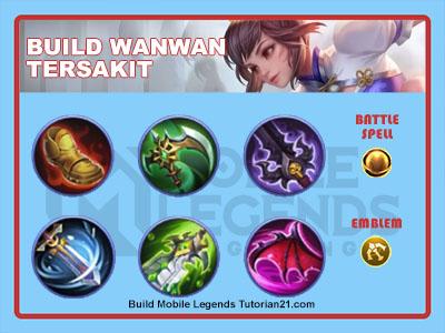 build wanwan tersakit