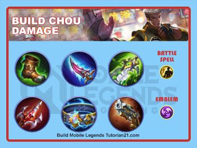 build chou braxy