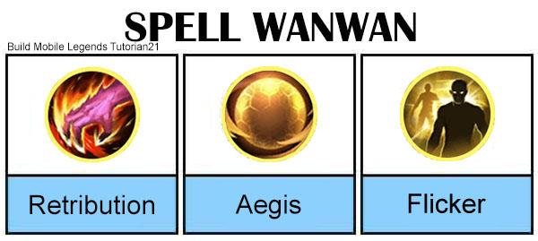 spell wanwan